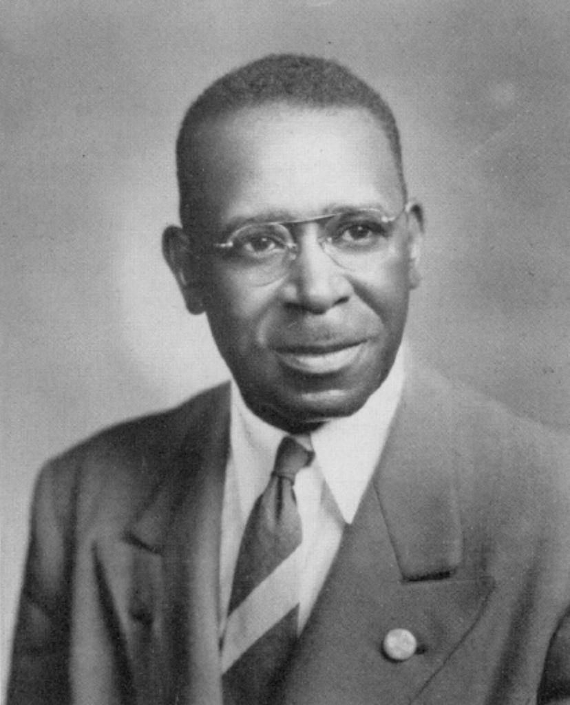 Dr. John E.T. Camper, Portrait (c. 1950)