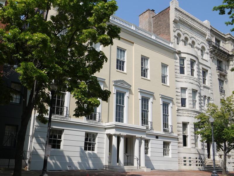 The Mount Vernon Club, 2012