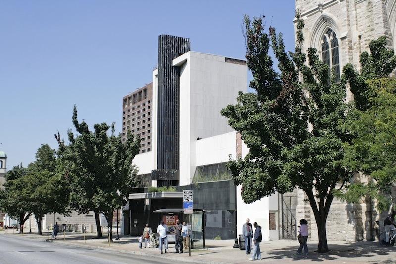 Centre Theatre (2012)