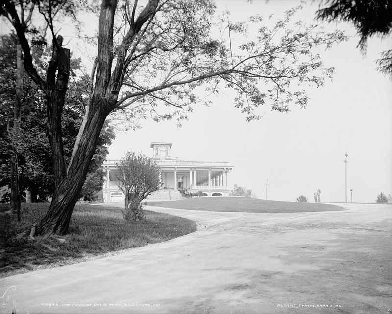 Druid Hill Mansion (c. 1900)