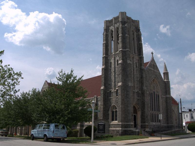 Union Memorial United Methodist Church (2010)