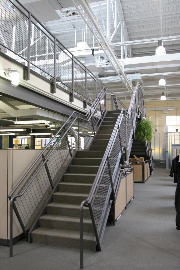 Interior, Gunther Headquarters (2005)