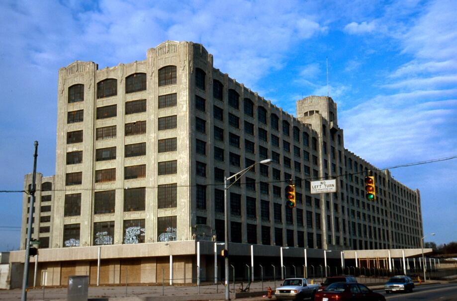Montgomery Ward Building (2000)