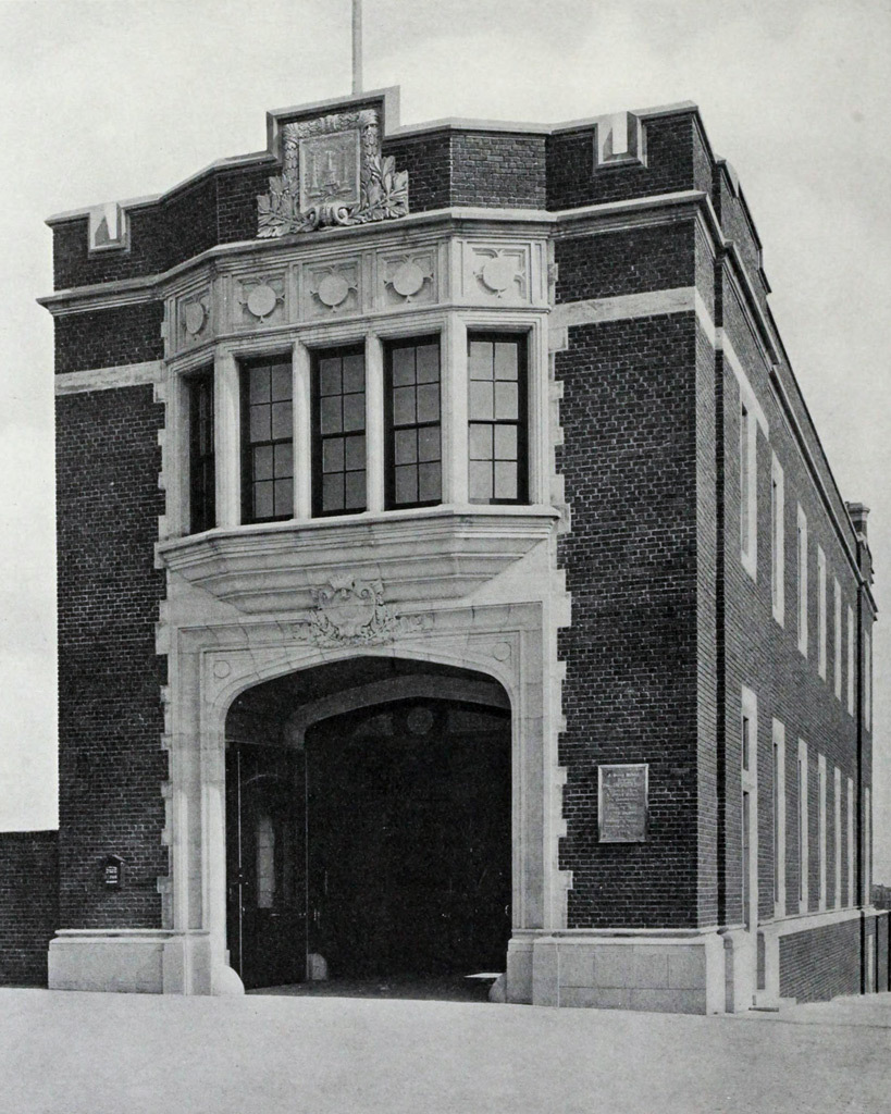 Fire Engine House No. 36