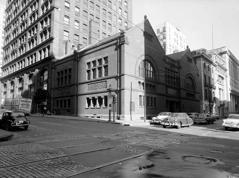 Mercantile Trust & Deposit Company (1958)