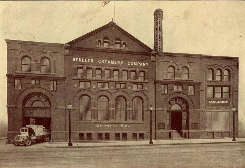 Hendler's Creamery