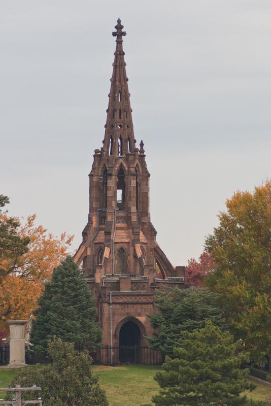 Green Mount Cemetery Chapel