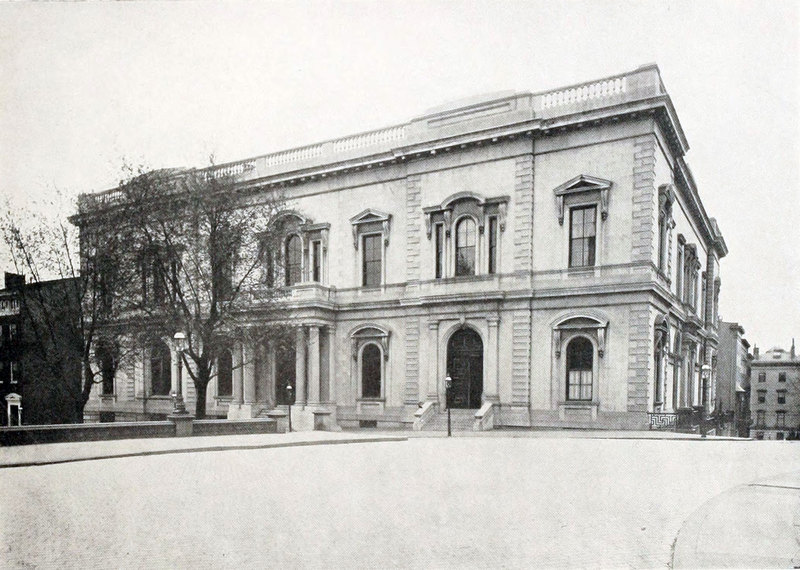 Peabody Institute (c. 1906)