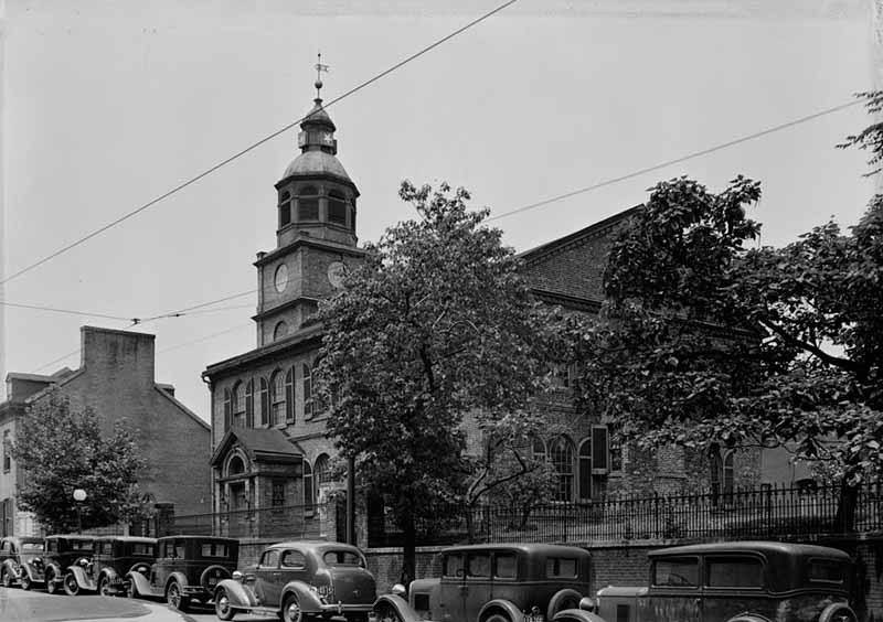 Otterbein United Brethren Church (July 1936)