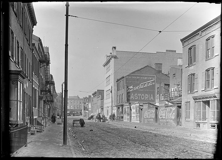 Albemarle Street (c. 1915)