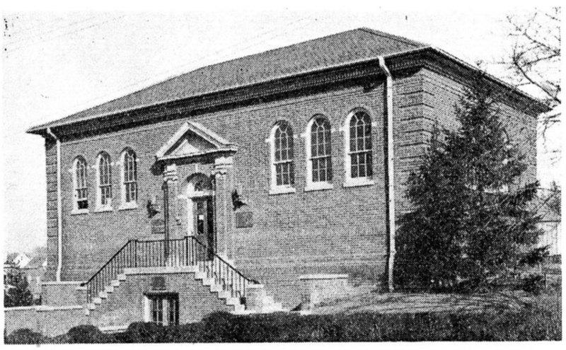 Hamilton Library (c. 1920)