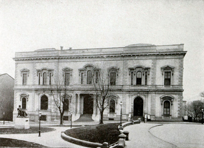 Peabody Institute (1914)