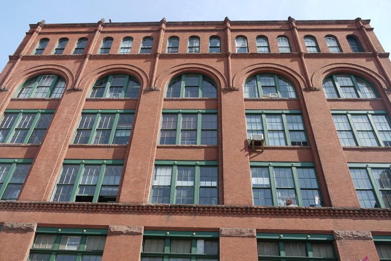 Copycat Building, 2012