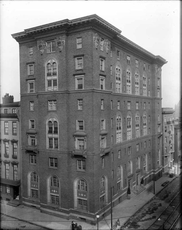 The Latrobe Apartment House (c. 1905)