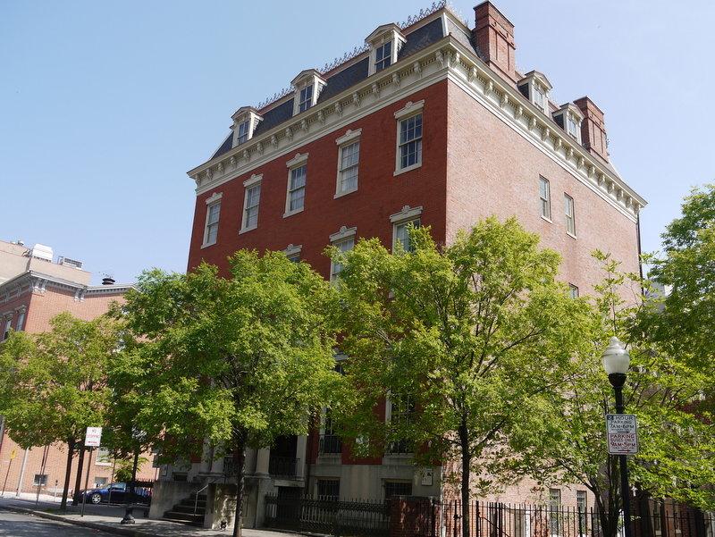Enoch Pratt House (2012)