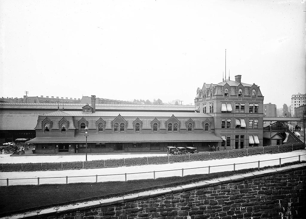 Union Station, 1910