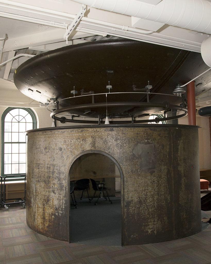 Interior, American Brewery Building