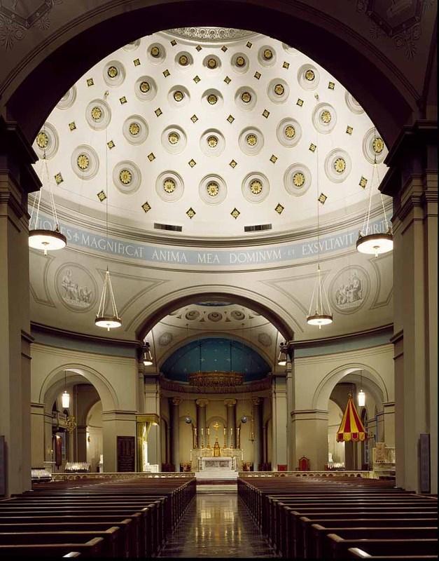 Sanctuary, Basilica of the Assumption (c. 1995)
