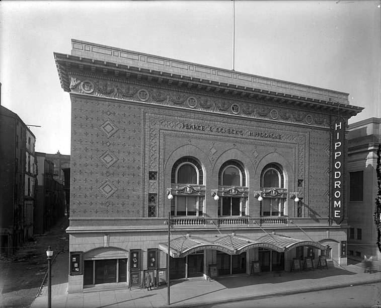 Hippodrome Theatre (c. 1916-1918)