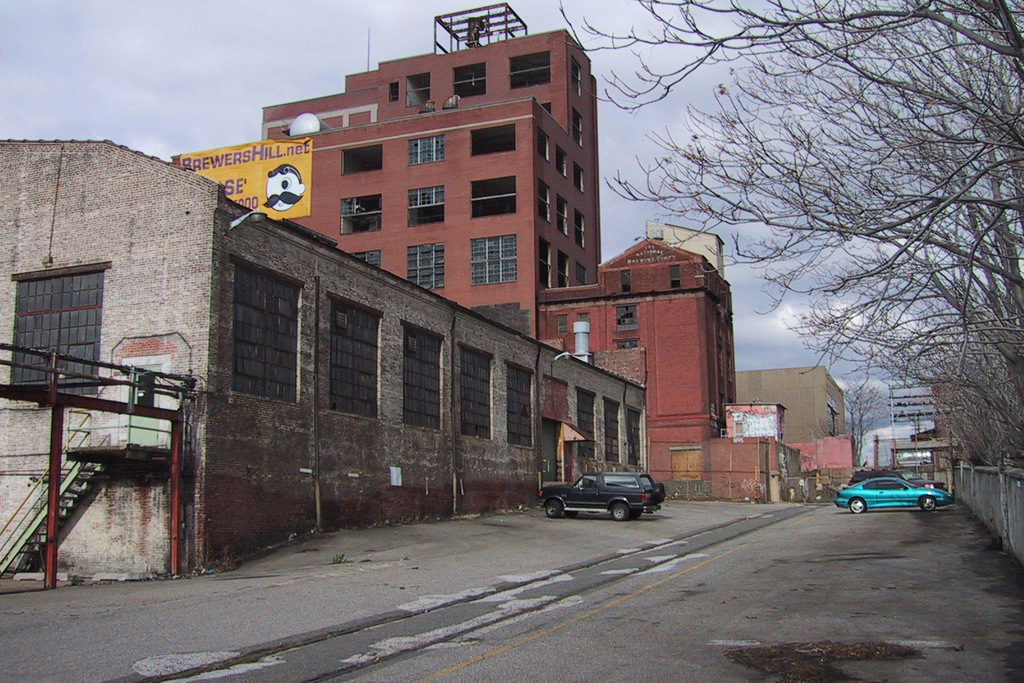 National Brewery Building (2004)