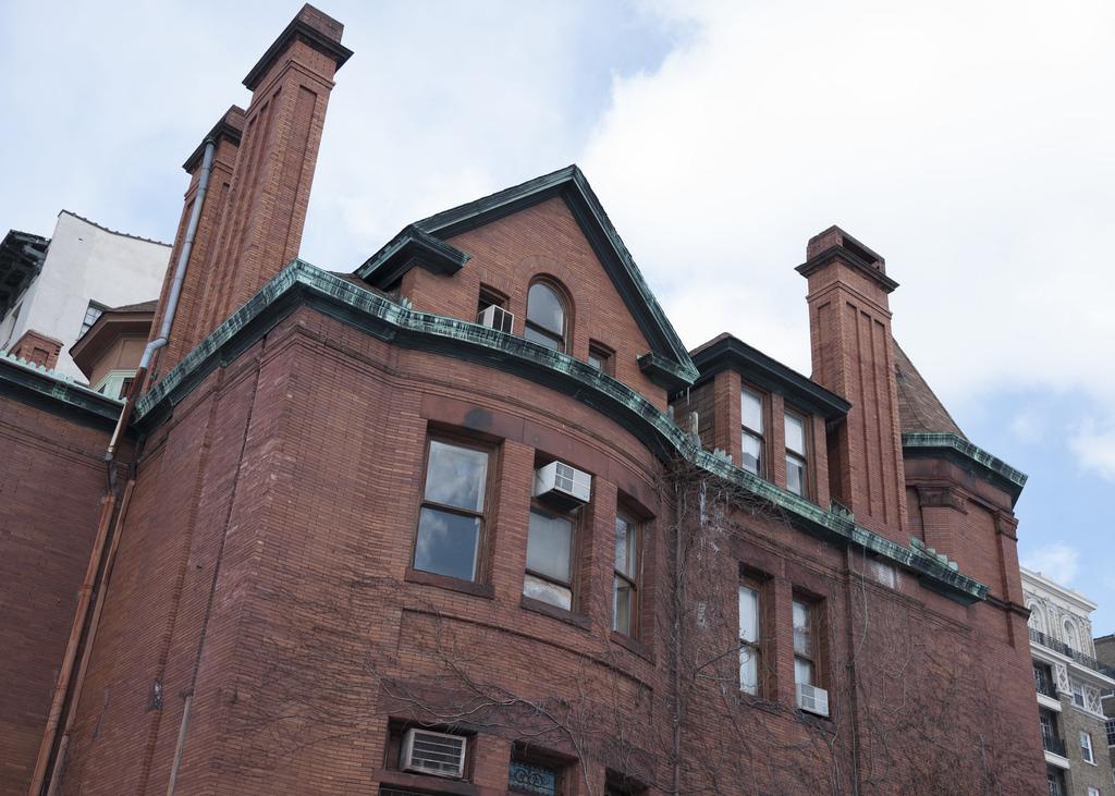 Detail, Emerson Mansion (2015)