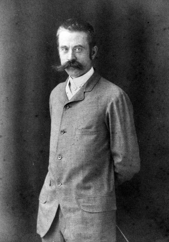 Stanford White (c.1890)