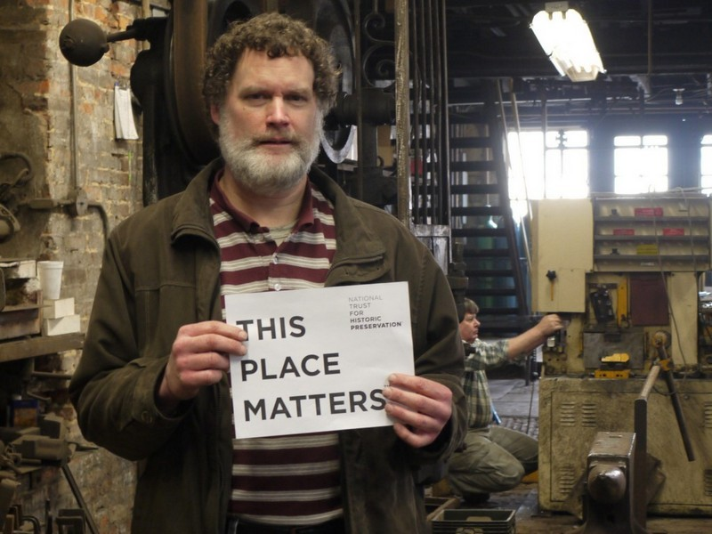 """Peter Krug, """"This Place Matters"""" (2011)"""