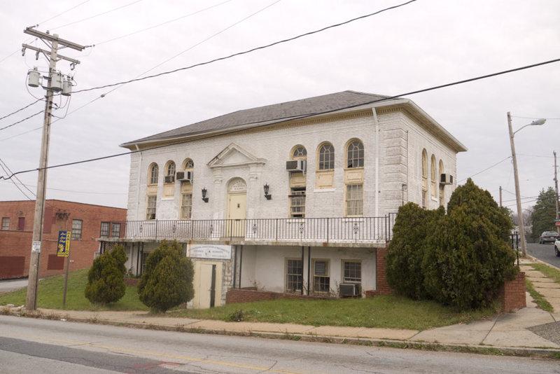 Old Hamilton Library (2012)