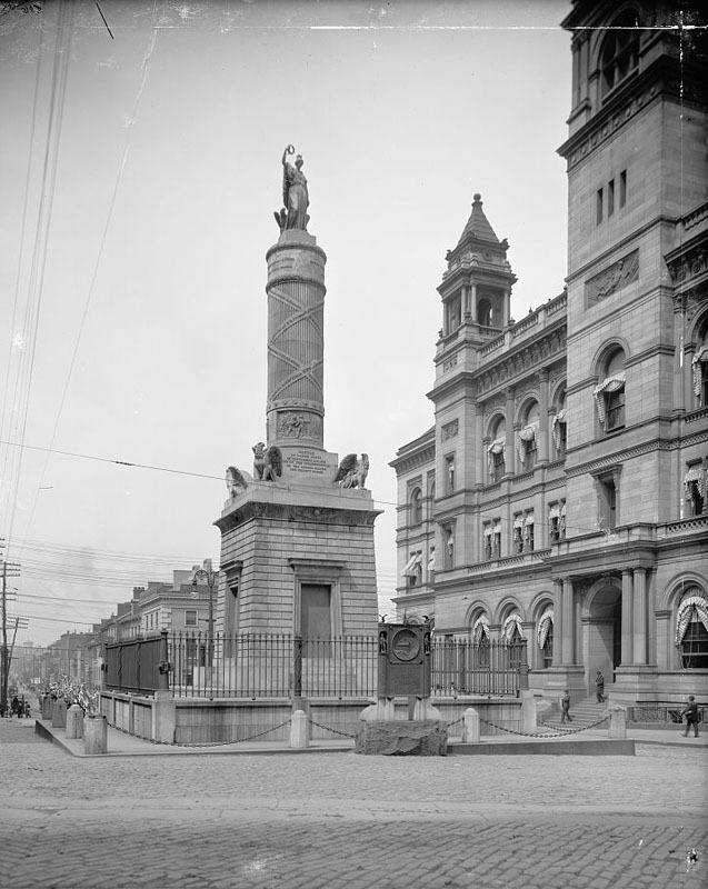 Battle Monument (c. 1900)