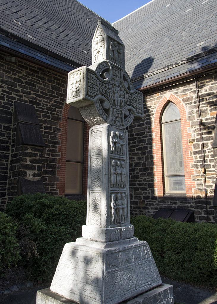 Cross, Saint John's in the Village