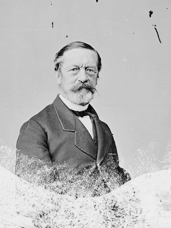 John H.B. Latrobe (c. 1860-65)