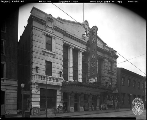 Palace Theatre (Town Theatre) (1930)