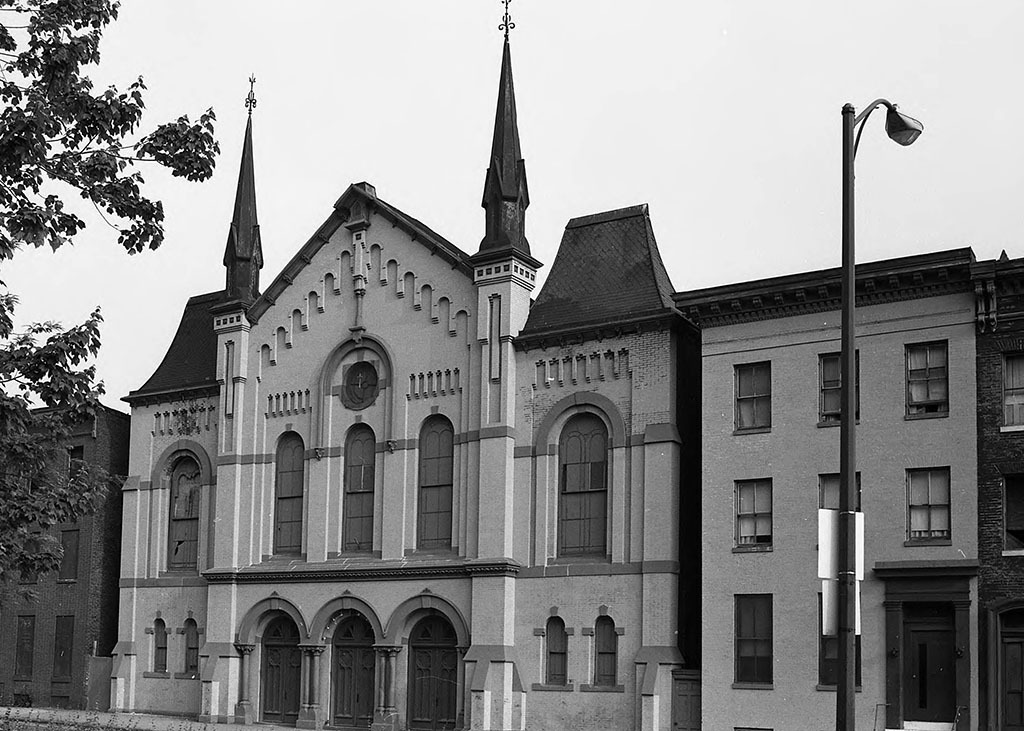 Carter Memorial Church