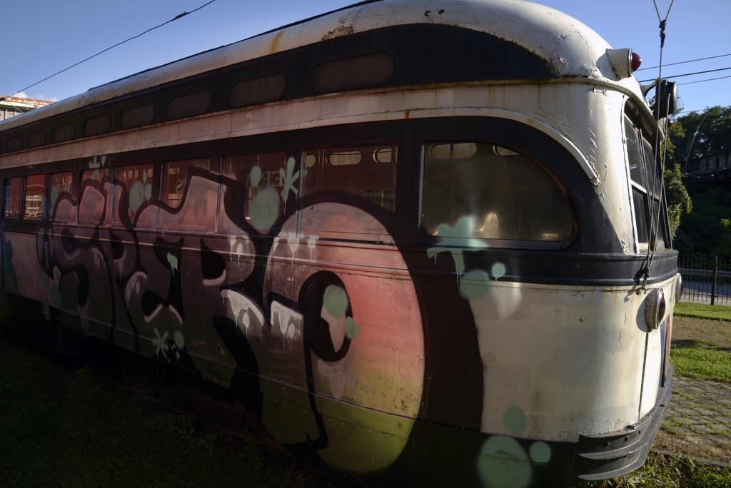 Streetcar, Baltimore Streetcar Museum (2015)