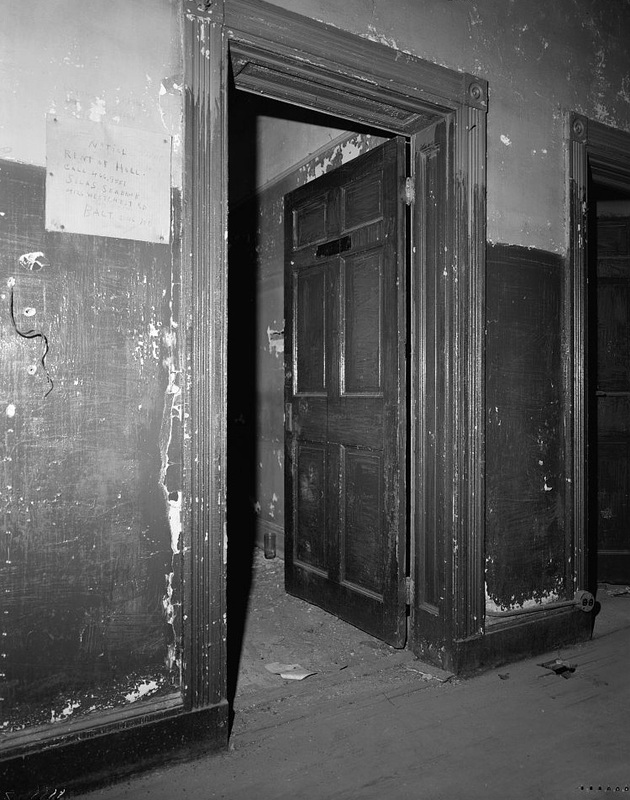 Interior, Pascault Row (1980)