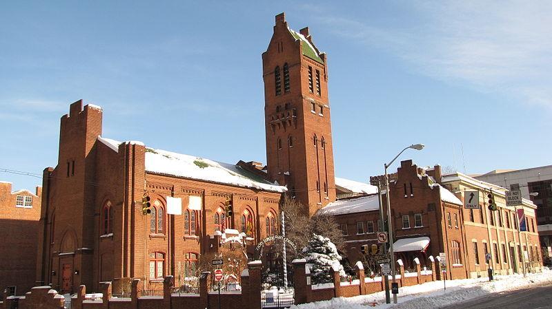 Zion Lutheran Church (2009)