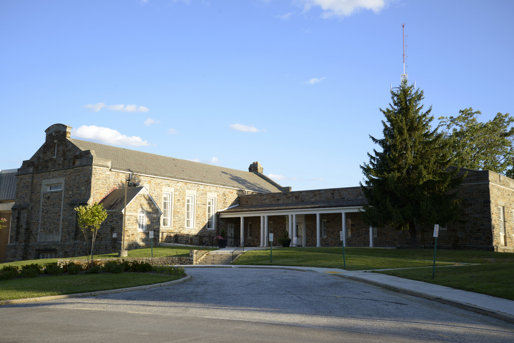 Morgan State University Memorial Chapel (2015)