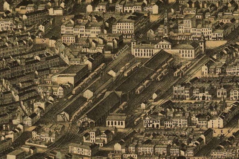 Camden Station (1869)