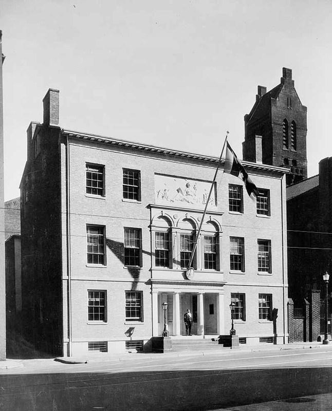 Peale Museum (1936)