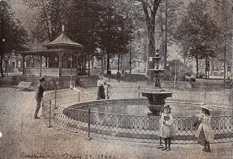 Franklin Square (1900)