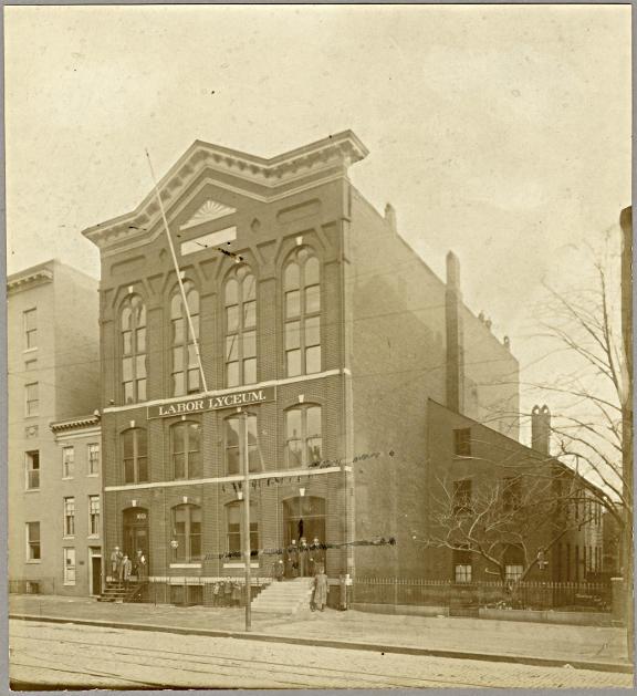 Labor Lyceum (c. 1905)