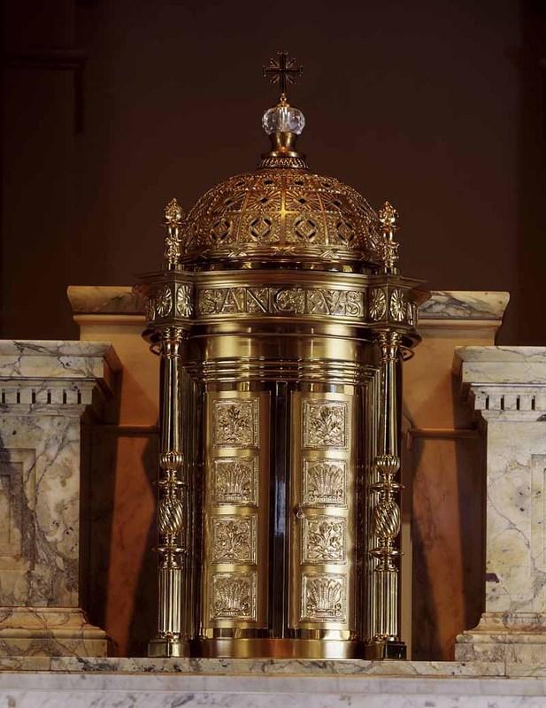 Detail, Basilica of the Assumption (1995)