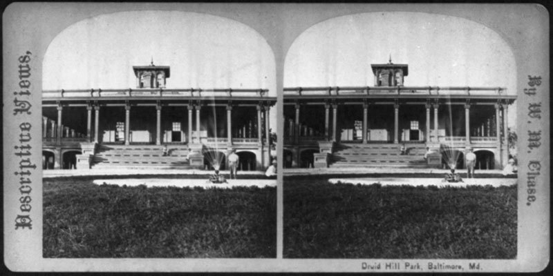 Druid Hill Mansion (c. 1870)