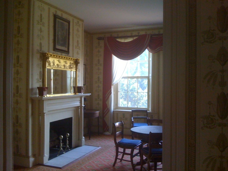 Interior, Old St. Paul's Rectory