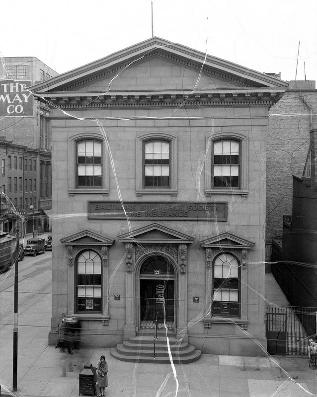 Baltimore Equitable Society Museum (1932)