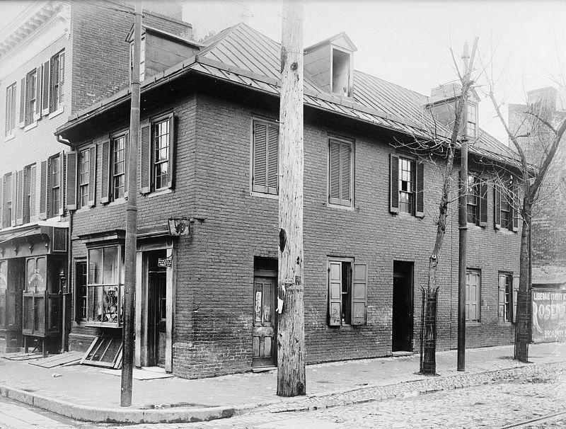 Flag House (1914)