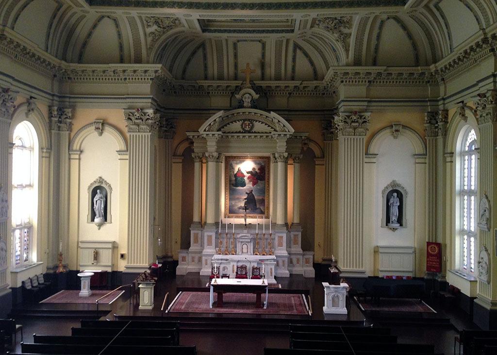 Santuary, St. Ignatius Church