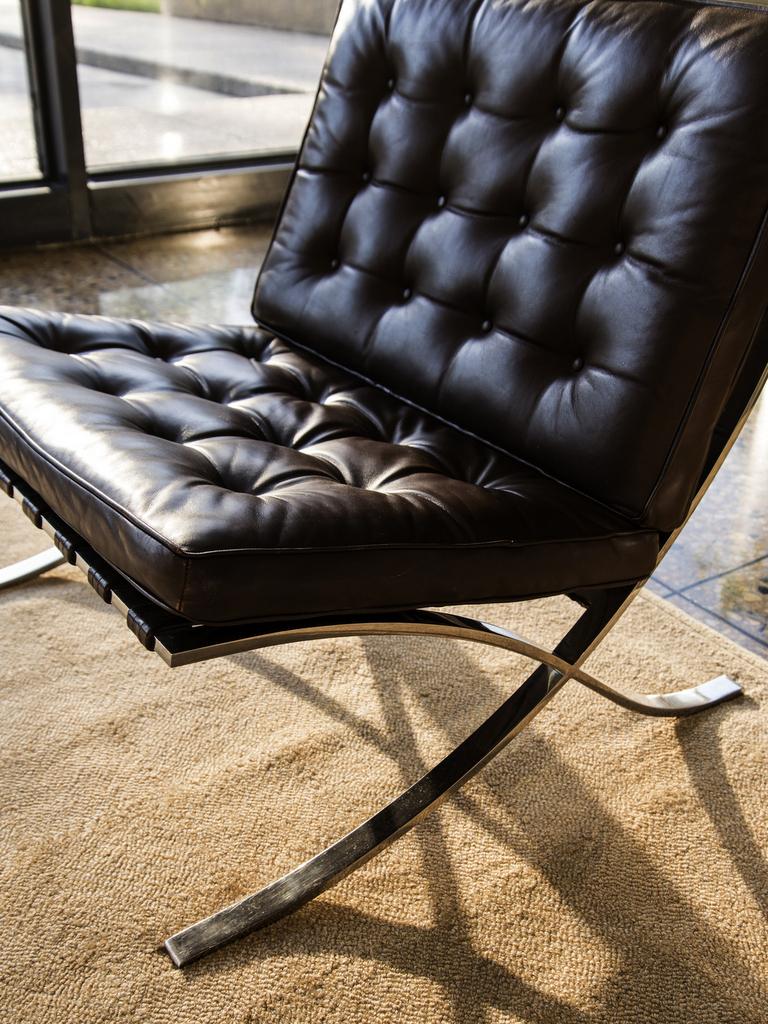 Chair, Highfield House (2015)