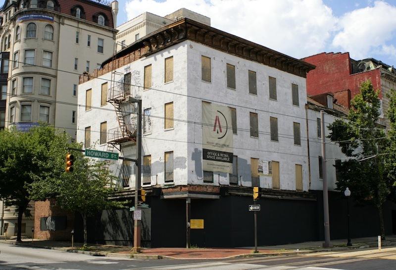 New Academy Hotel (2012)