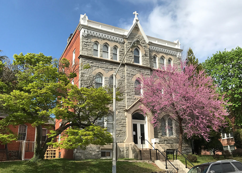 Rectory, St. Thomas Aquinas Church